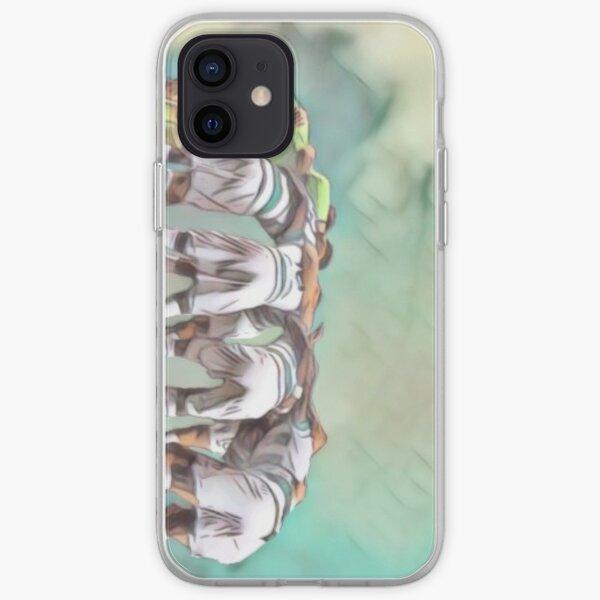 Glasgow Celtic Huddle  iPhone Soft Case