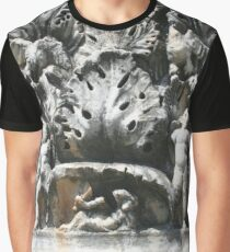 The Pilaster Friezes of the Palaestra, Aphrodisias Graphic T-Shirt