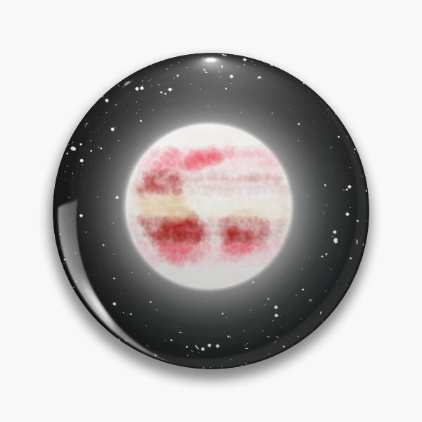 Girlflux Moon Pin