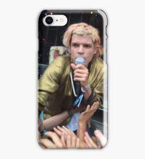 crowd surf iPhone Case/Skin