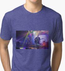 jumping hoop Tri-blend T-Shirt