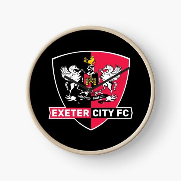 Exeter City FC Clock