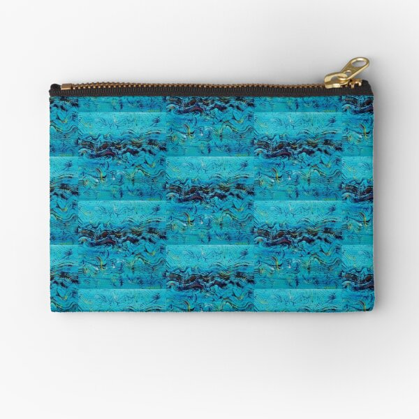 Deep sea Zipper Pouch