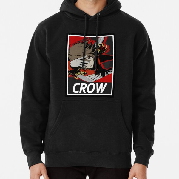 Goro the Crow Pullover Hoodie