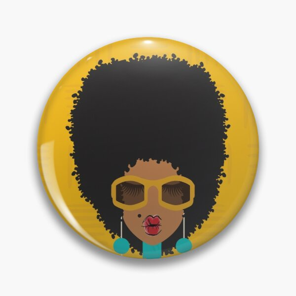 That Fro Pin