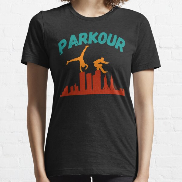 Parkour in the city near me  Essential T-Shirt