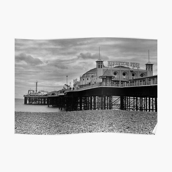 Brighton Pier Poster