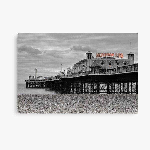 Brighton Pier Canvas Print