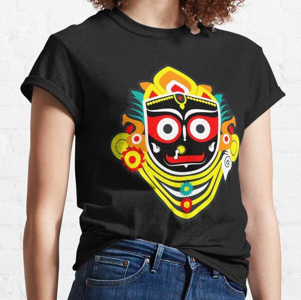 Lord Jagannath Puri Odisha God Rathyatra Festival. Classic T-Shirt