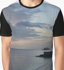 West Pier Views Graphic T-Shirt