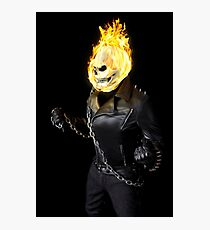 Ghost Rider 5 Photographic Print