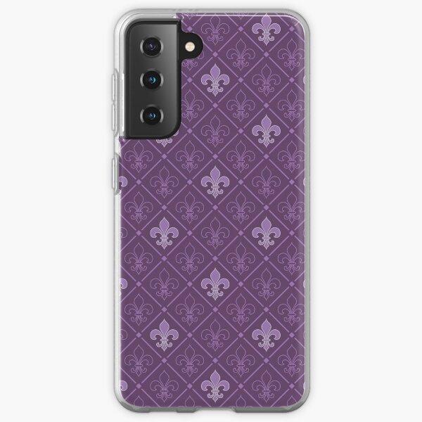 Lily hw5 purple Samsung Galaxy Soft Case