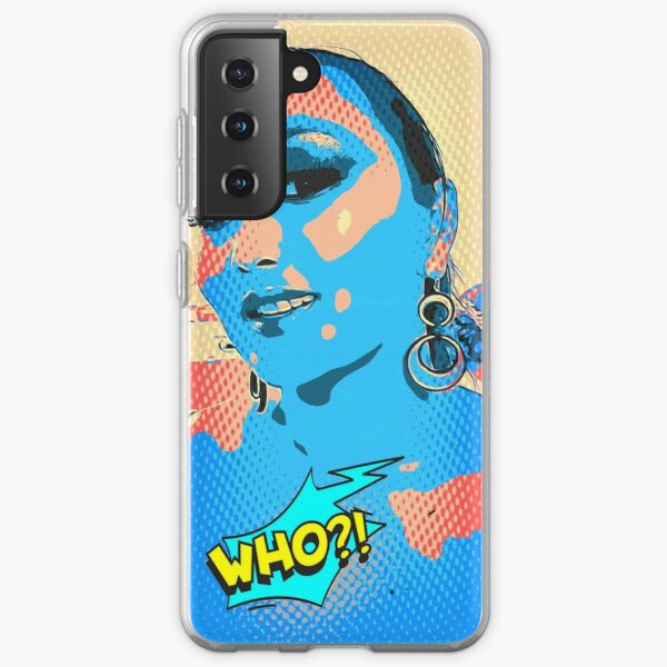 Who are you? Samsung Galaxy Soft Case