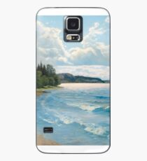 FRANS TIGER, SUMMER VIEW Case/Skin for Samsung Galaxy