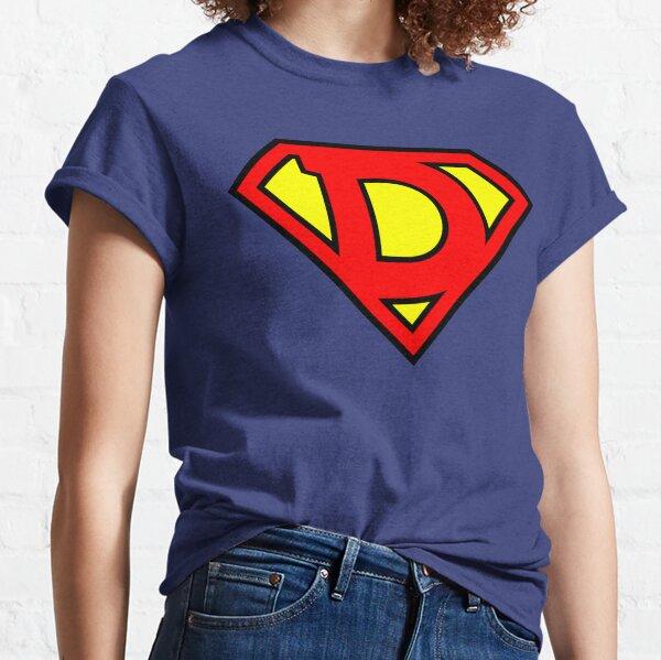 Letter D | Super Letter Vol.1 Classic T-Shirt