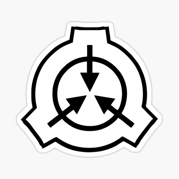 Scp Foundation Logo Stickers Redbubble Sur.ly for wordpress sur.ly plugin for wordpress is free of charge. scp foundation logo stickers redbubble