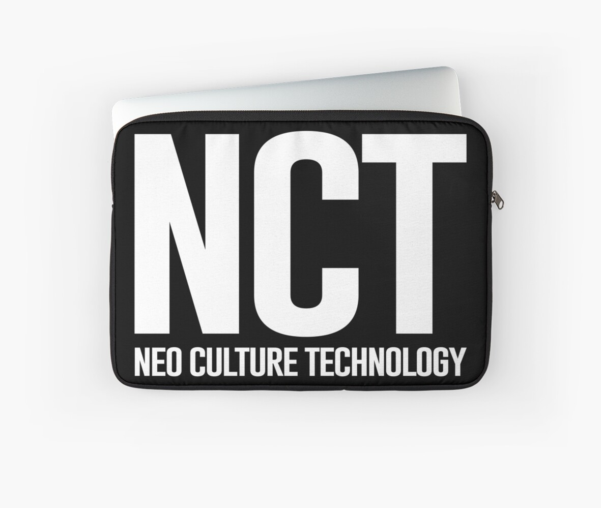 "Neo Culture Technology: ""SM Neo Culture Technology (NCT) "" Laptop Sleeves By"