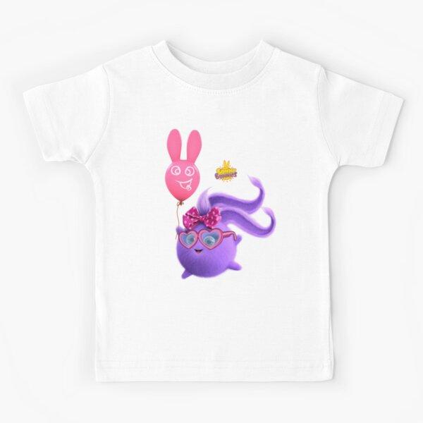 Sunny Bunnies - Iris' Summer Fun Kids T-Shirt