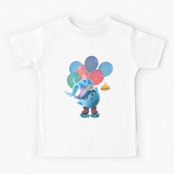 Sunny Bunnies - Shiny's Skates Kids T-Shirt