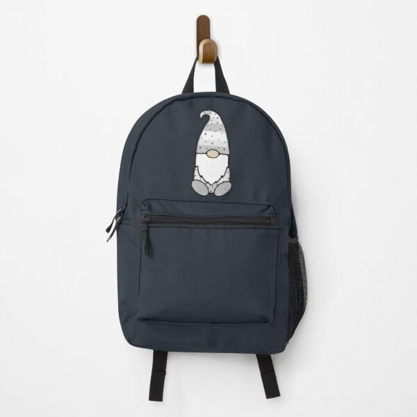 Winter Gnome-Grey Backpack