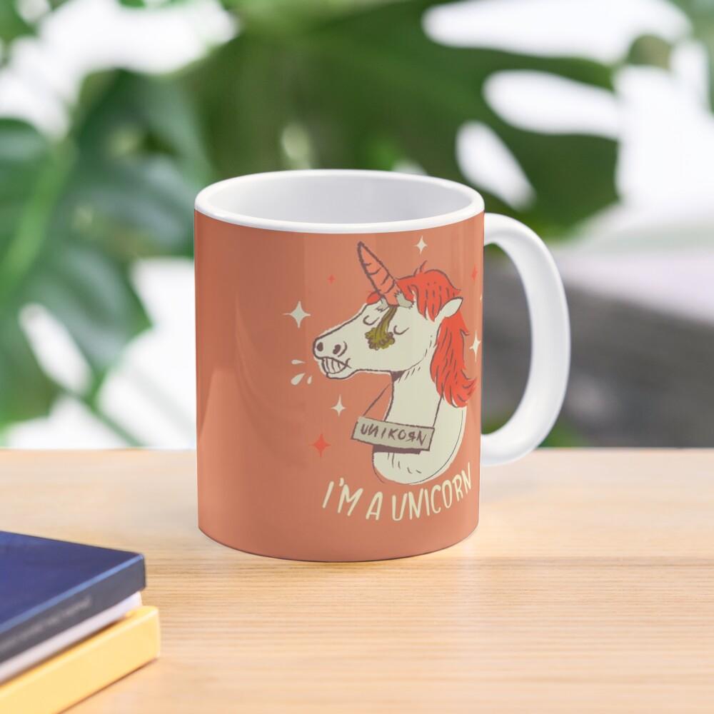 I'm a unicorn Mug