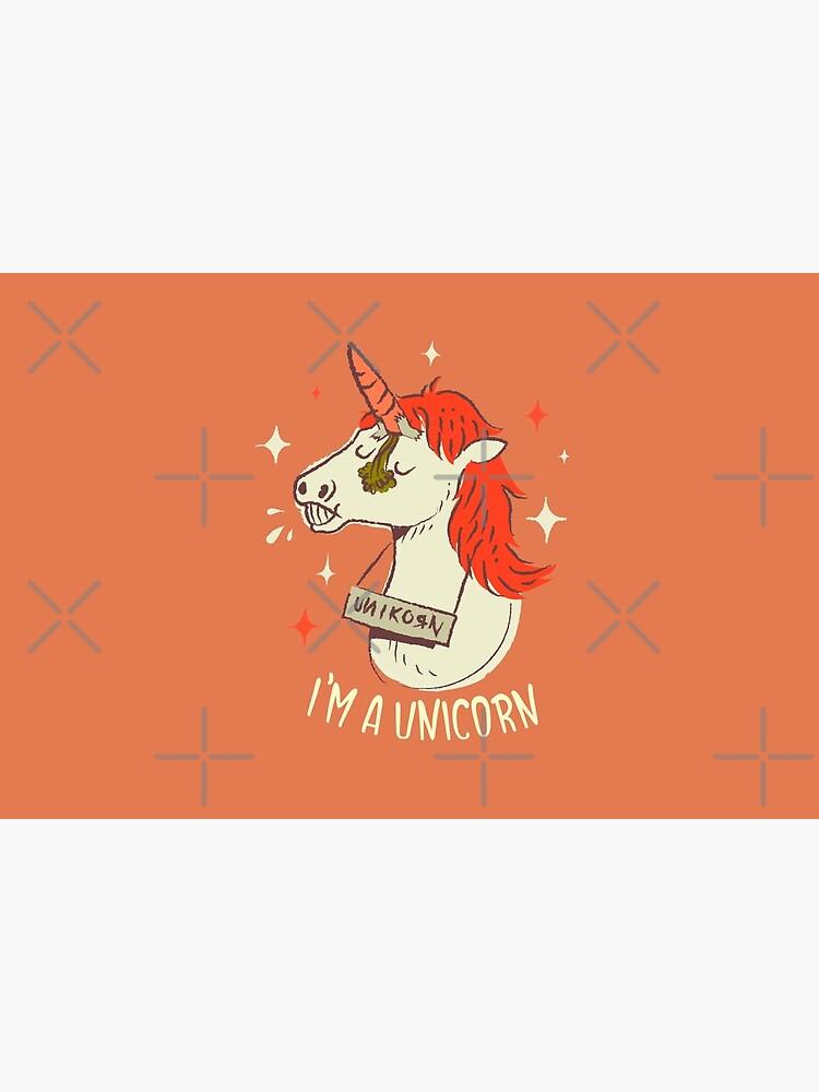 I'm a unicorn by WendyLeyten