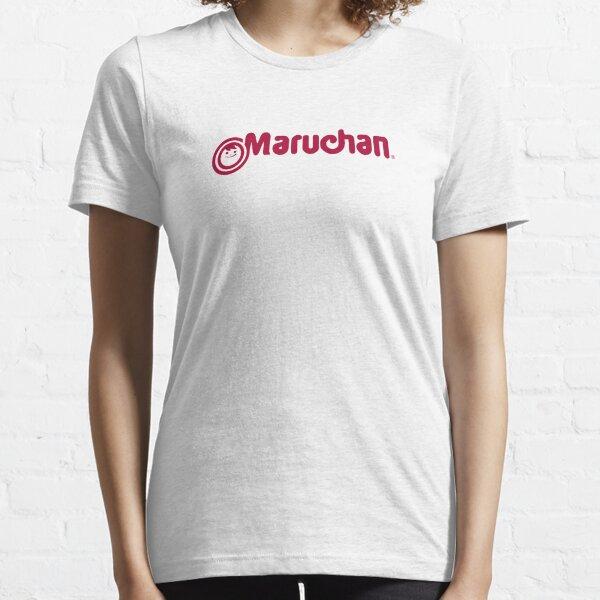 MÁS VENDIDO - Mercancía con el logotipo de Maruchan Camiseta esencial