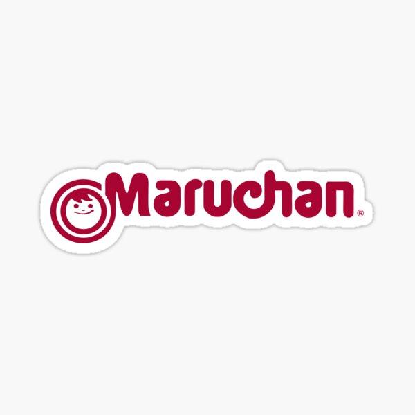 MÁS VENDIDO - Mercancía con el logotipo de Maruchan Pegatina