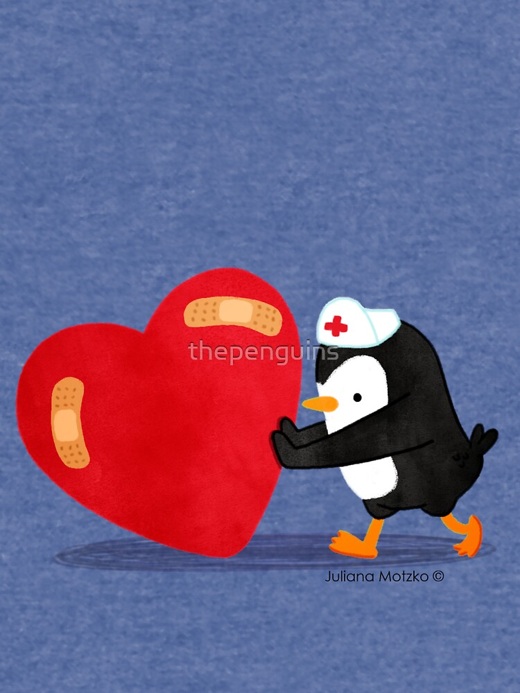 Penguins can fix your heart by thepenguins