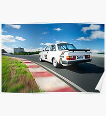 Volvo 240 group A DTM Racer 2 Poster