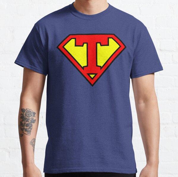Lettre T | Super Lettre Vol.1 T-shirt classique