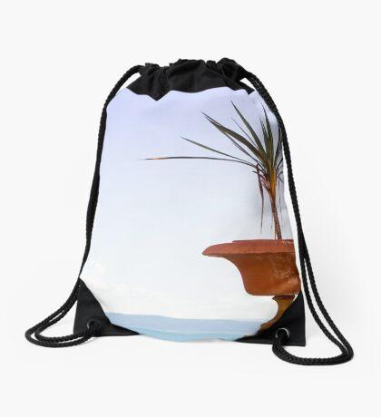 Sky Drawstring Bag