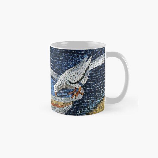 RAVENNA BYZANTINE MOSAICS ,TWO DOVES ON FOUNTAIN  Classic Mug