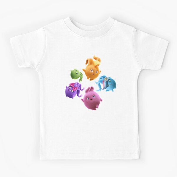 Sunny Bunnies - All Together Now Kids T-Shirt