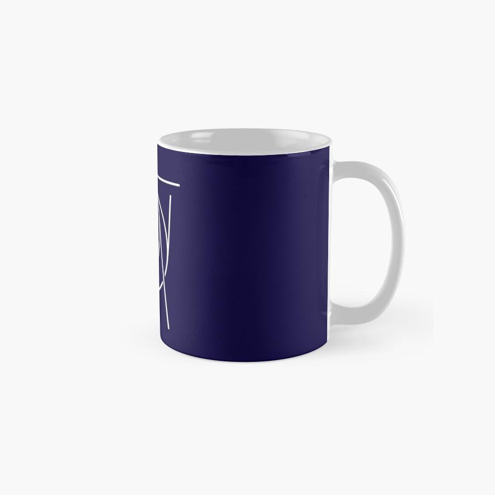 CERN Weiß Tassen