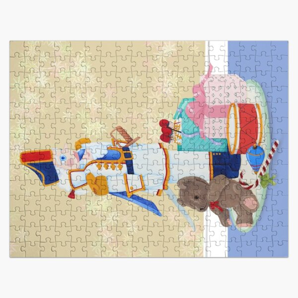 Nutcracker II Jigsaw Puzzle Jigsaw Puzzle