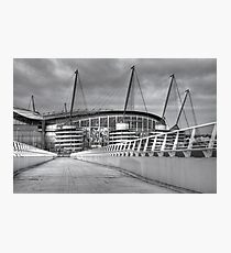 ETIHAD STADIUM Photographic Print