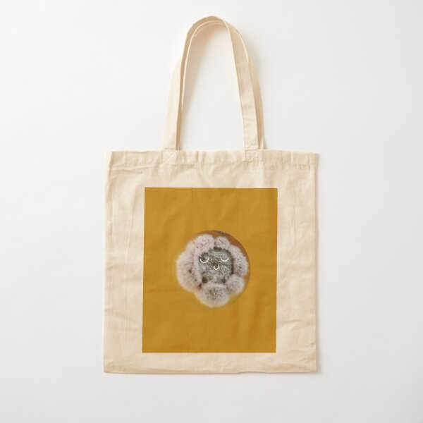 Cute Fungi - Penicillium rubens Cotton Tote Bag