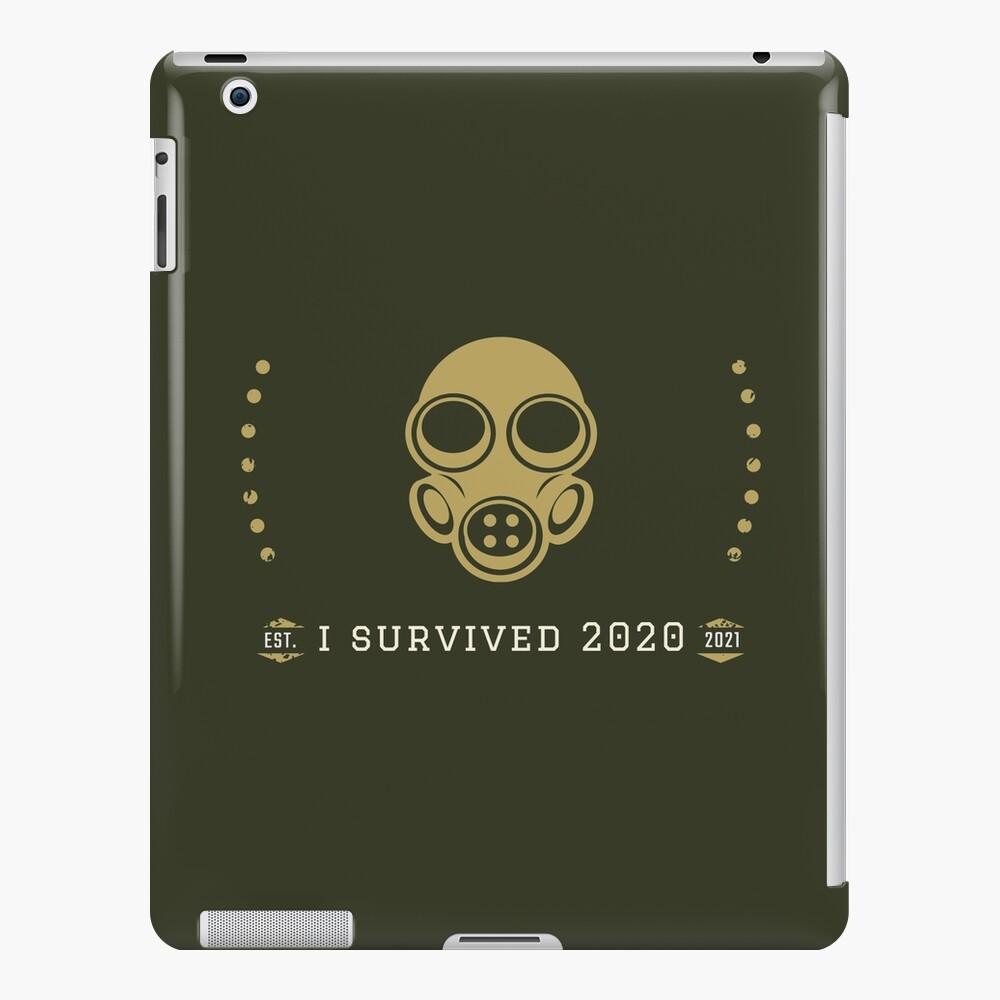 I survived 2020 iPad Case & Skin