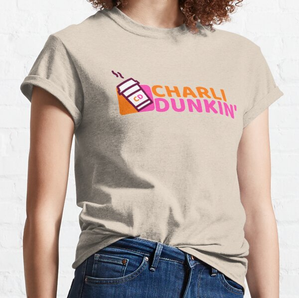 Charli Dunkin Camiseta clásica
