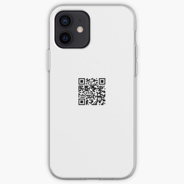 TommyInnit Jump in the cadillac QR Code  iPhone Soft Case