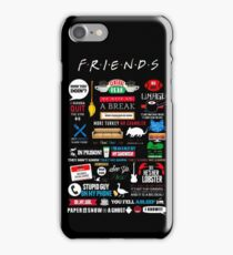 Friends - Quotes 2 iPhone Case/Skin