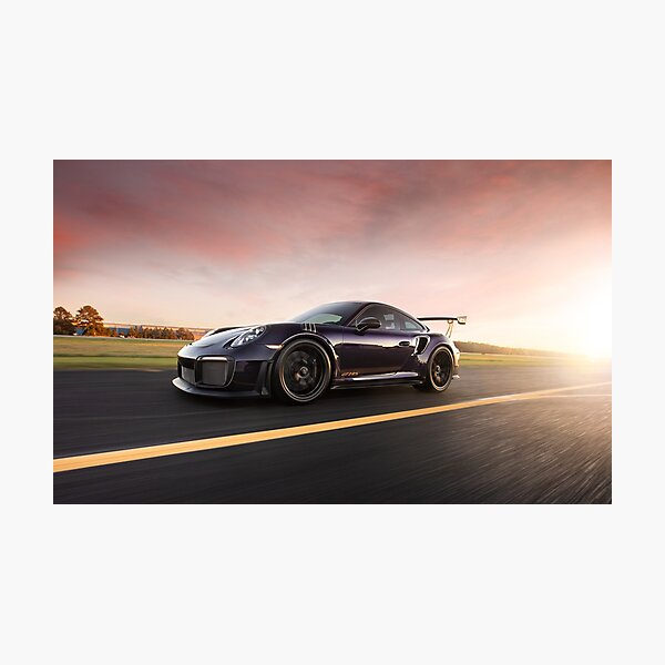 GT2RS Photographic Print