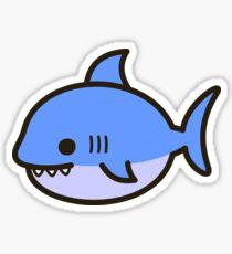 Cute shark Sticker