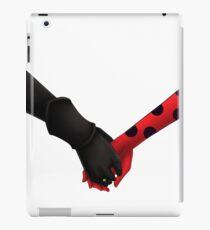 Ladynoir hands iPad Case/Skin