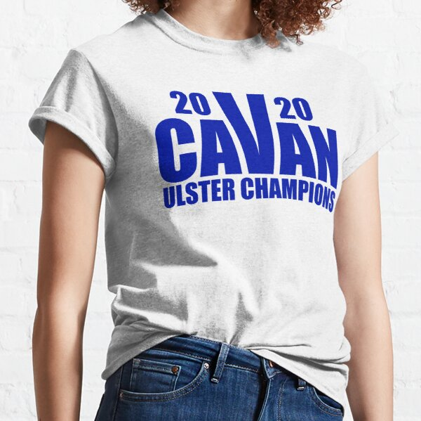 Cavan Ulster Champions 2020  Classic T-Shirt