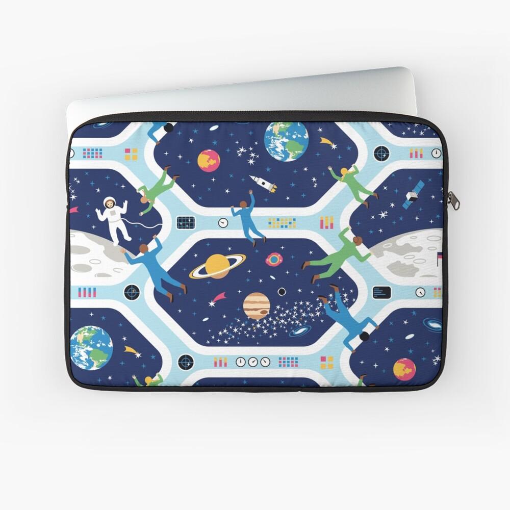 Moon Landing Laptop Sleeve