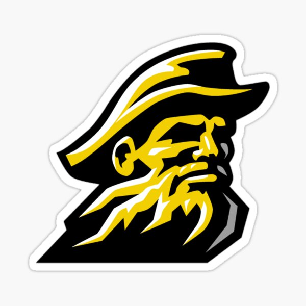 Appalachian State Mountaineers College University Sports Fan Sticker