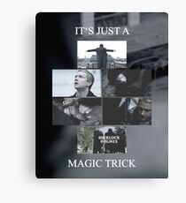 Magic Trick Canvas Print