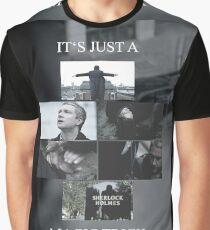 Magic Trick Graphic T-Shirt